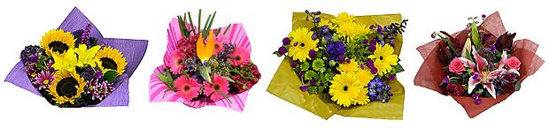 B-Fresh Floral Bunches